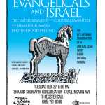 EVANGELICALS & ISRAEL