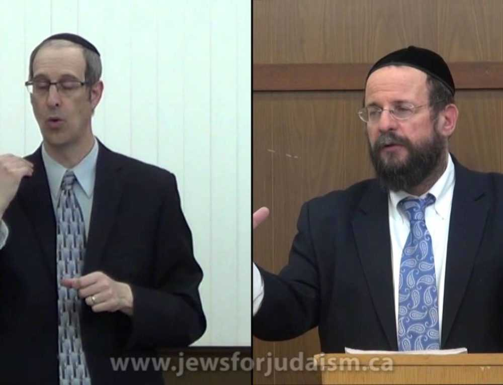4 Deaf Jews 3of 6 – Real Messiah -miracles + 2nd Coming