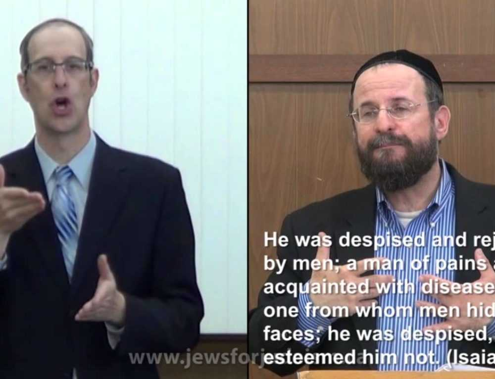 4 Deaf Jews, 6 Of 6 – Is Isaiah 53's Suffering Servant Israel?