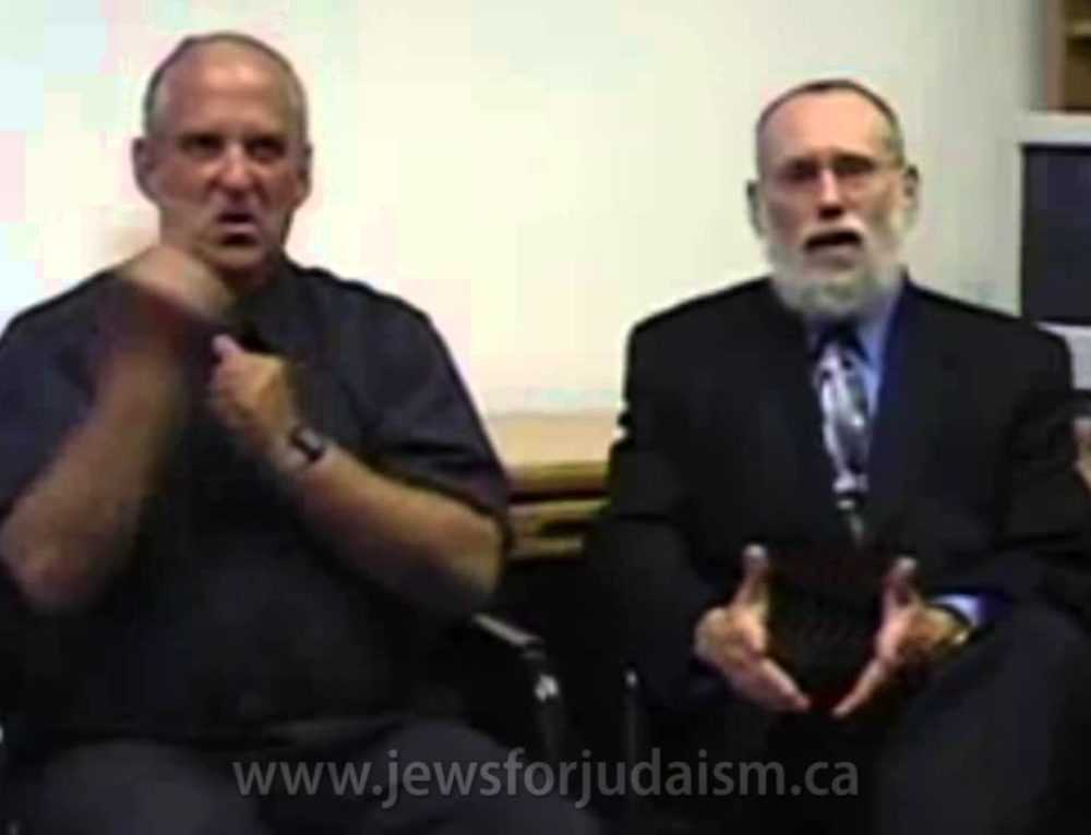 4 Deaf Jews – Jewish Response To Missionaries