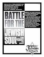The Battle For The Jewish Soul: The Missionary Threat to Jews with Rabbi Michael Skobac