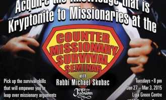 Counter-missionary Survival Seminar