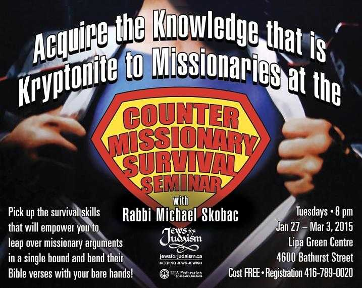 Counter-missionary Survival