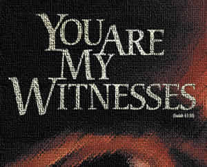 You Are My Witnesses: A Traditional Jewish Response to Missionaries