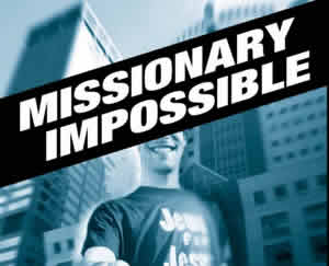Missionary Impossible: Counter-Missionary Survival Guide By Rabbi Michael Skobac – 8-Page Booklet