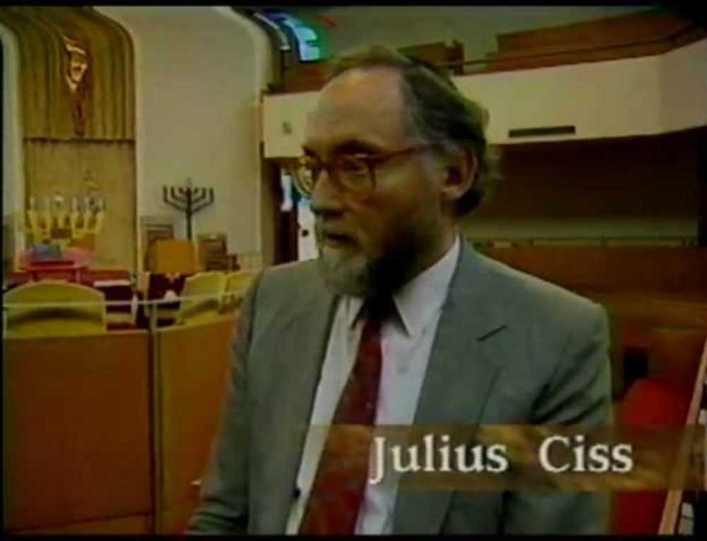 Ready, Aim Proselytize: Ex-jew For Jesus Julius Ciss Speaks