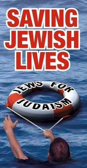 Saving Jewish Lives – Jews For Judaism