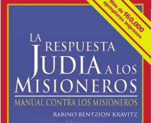 La respuesta judía a los Misioneros