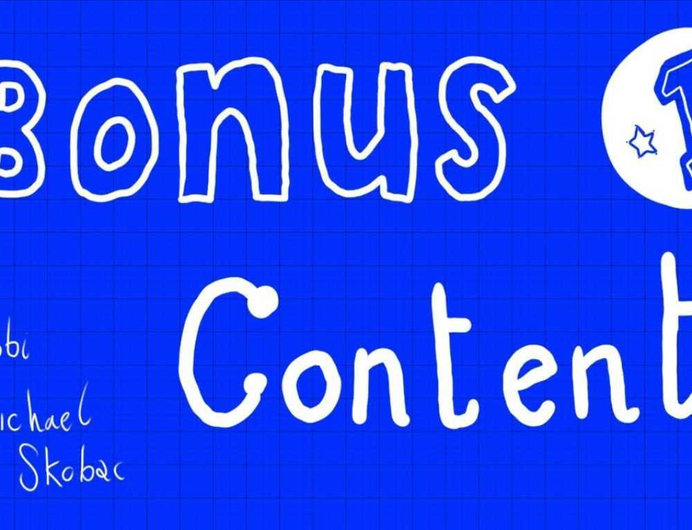 Rabbi Michael Skobac: Bonus Content 1