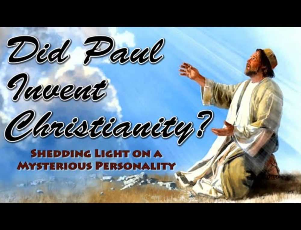 Did Paul Invented Christianity? Expose: Mysterious Personality
