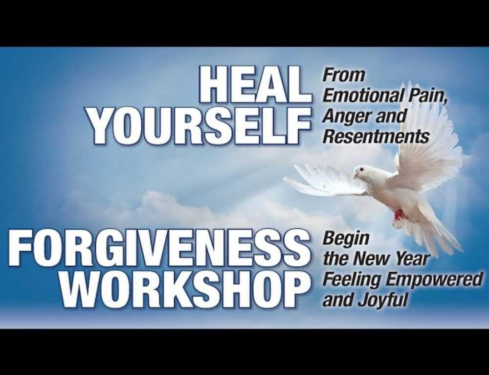 Forgiveness Workshop – Chaya Sara Brand