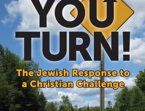 You Turn! The Jewish Response To A Christian Challenge: Pdf