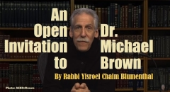 Open Invitation To Dr Michael Brown Of Askdrbrown (response To Messianic Jews For Jesus Jewish Voice