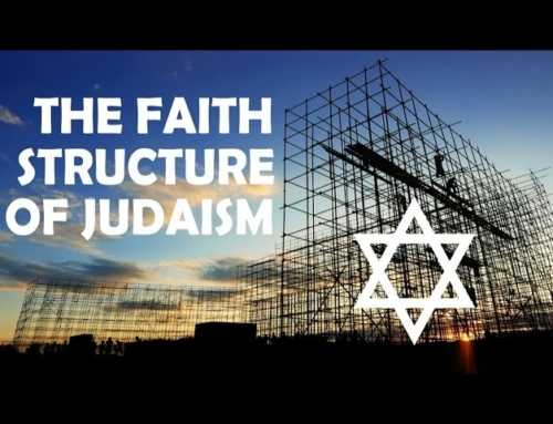 The Faith Structure Of Judaism