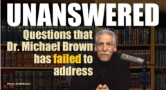 Unanswered Dr Michael Brown Askdrbrown (reply2 One For Israel Maoz Tbn меби Messianic Jews For Jesus