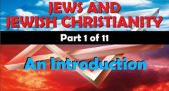 Jews & Jewish Christianity
