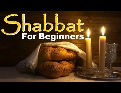 Shabbat For Beginners: Sanctifying The Sabbath, The 7th Day Of Rest