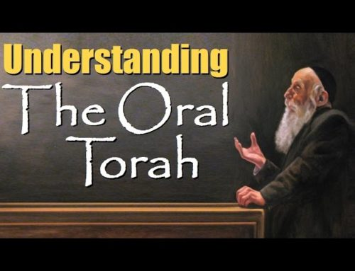 Understand Oral Torah (or Oral Law Talmud ) Rabbi Skobac