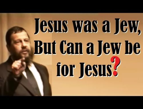 "Jesus Was A Jew… But Can A Jew Be For Jesus? – Rabbi Schochet, Z""l,"