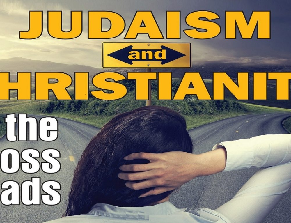 Judaism & Christianity At The Crossroads – With Rabbi Skobac