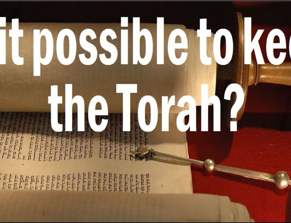 Is It Possible To Keep The Torah? With Rabbi Michael Skobac