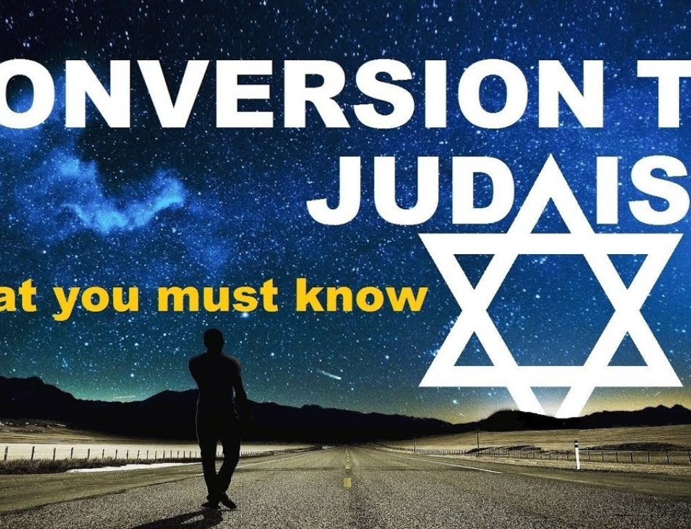 Conversion To Judaism: What You Must Know, Rabbi Michael Skobac