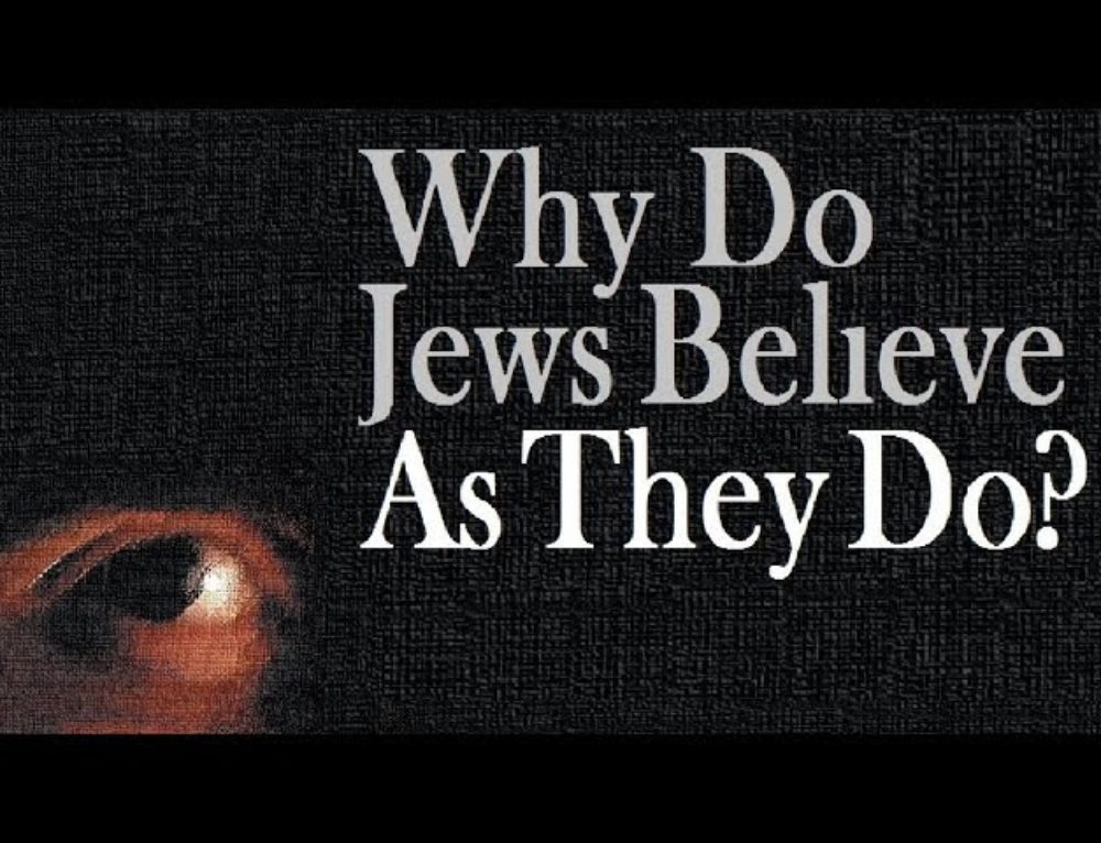 Why Do Jews Believe As They Do? (reply 2 One For Israel Maoz Messianic Jews For Jesus Ahavat Ammi)