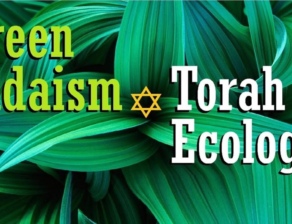 Green Judaism – Torah And Ecology – Rabbi Michael Skobac – Jews For Judaism
