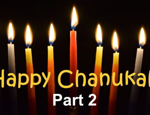 Happy Chanukah 5778 From Jews For Judaism & The Shul Of Rock #2