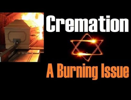 Cremation: A Burning Issue, With Rabbi Michael Skobac